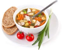 Low Calorie Chicken Recipes - Chicken Vegetable Soup